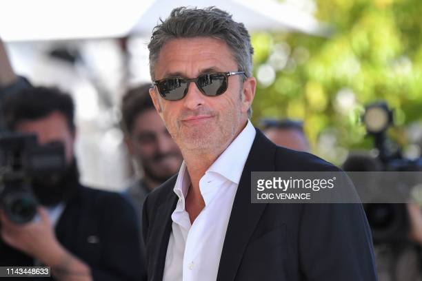 Polish director and member of the Feature Film Jury Pawel Pawlikowski arrives on May 13 2019 at the Hotel Martinez on the eve of the opening of the...