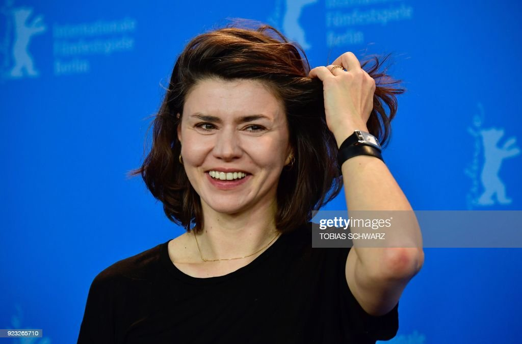 'Mug' Press Conference - 68th Berlinale International Film Festival