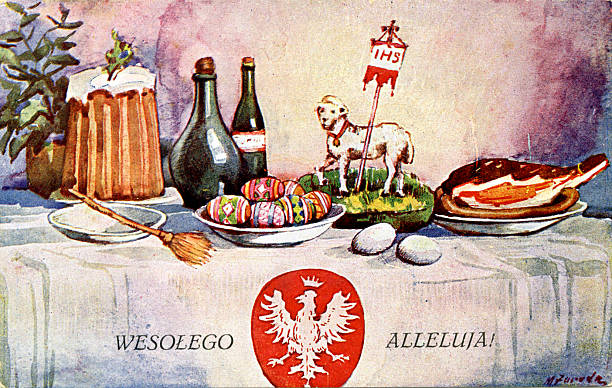 Polish easter greetings pictures getty images polish easter greetings m4hsunfo Images