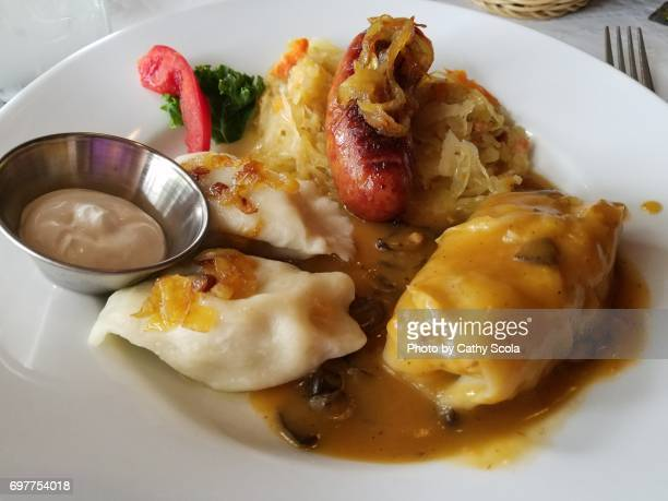 polish food - polish culture stock pictures, royalty-free photos & images