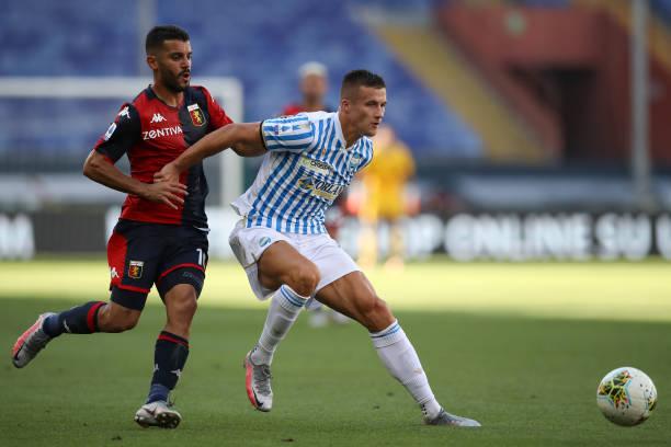 ITA: Genoa CFC v SPAL - Serie A