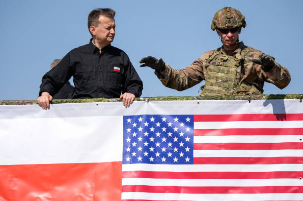POL: US-Poland Army Exercises Held Ahead Of Pompeo Visit