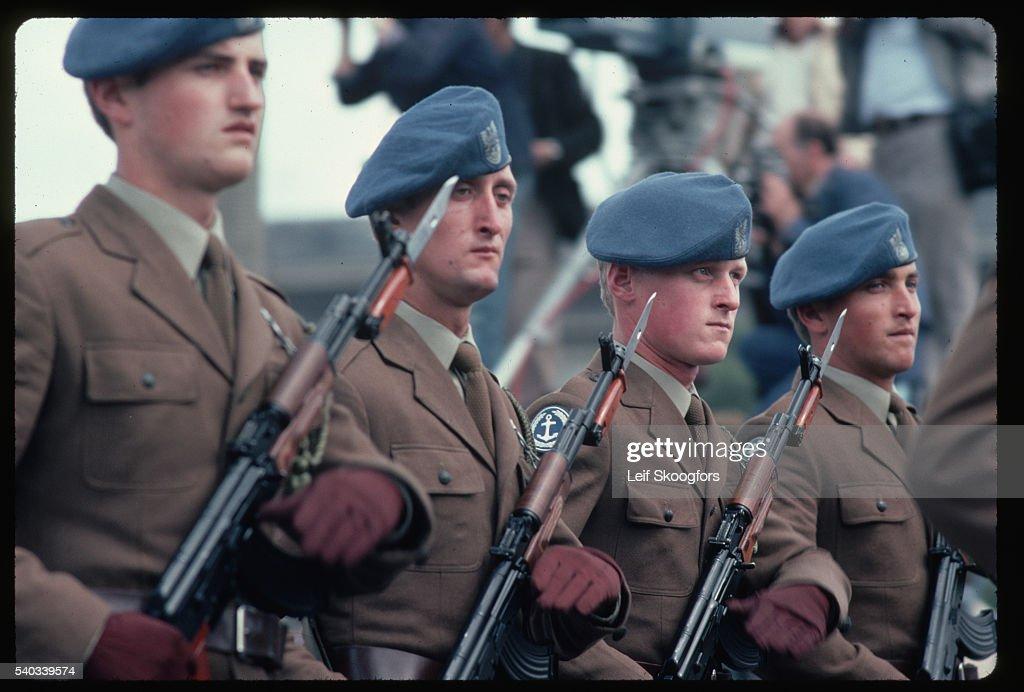 Poland Marines Uniform