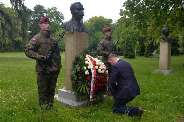 POL: President Andrzej Duda In Krakow