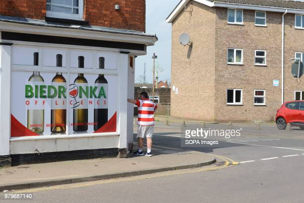 Polish shop in the suburbs of Boston Lincolnshire The Lincolnshire town recorded the highest leave vote in the 2016 referendum with 7565% of the...
