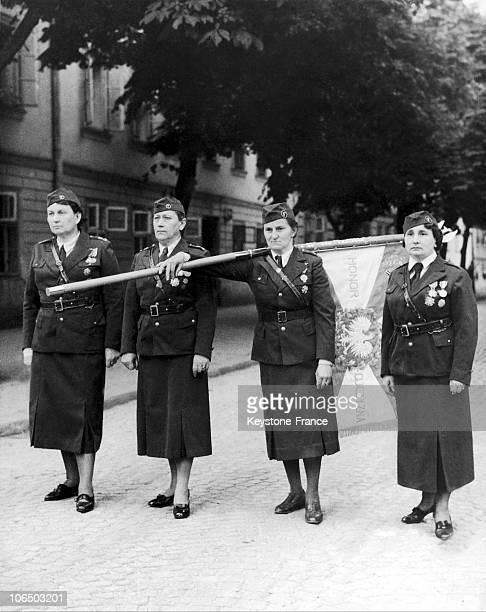 Polish Women Wwi Veterans 19351939