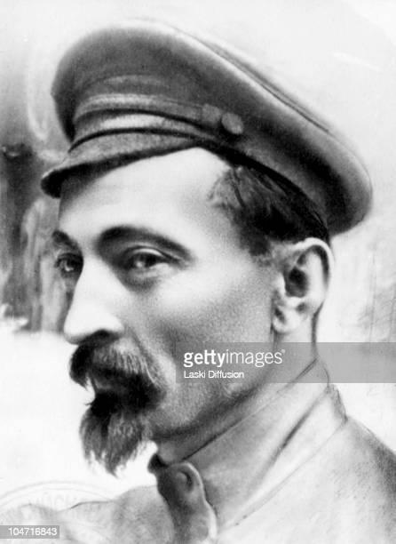 Polishborn Felix Edmundovich Dzerzhinsky the founder of the Bolshevik secret police the Cheka later the KGB 1919