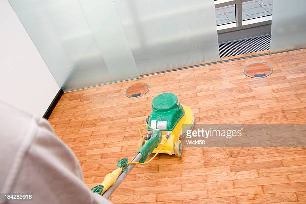 polisher - commercial cleaning stock photos and pictures
