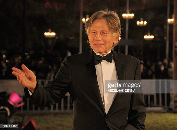 PolishFrench director Roman Polanski attends the opening ceremony of the 8th edition of the Marrakesh film festival on November 14 2008 Some 15...