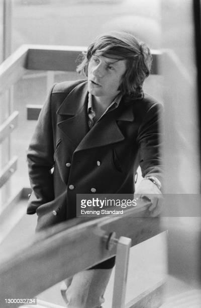 Polish-French film director Roman Polanski, UK, 27th January 1972.