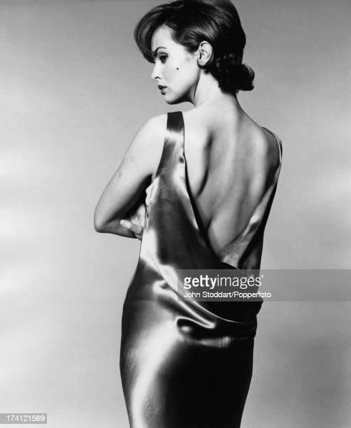 PolishSwedish actress and model Izabella Scorupco as Bond girl Natalya Simonova in the James Bond film 'GoldenEye' 1995