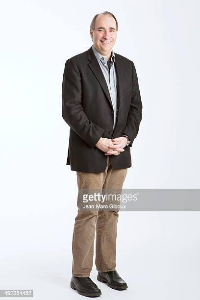Political adviser David Axelrod is photographed for New York Times Magazine on January 21 2015 in Chicago Illinois
