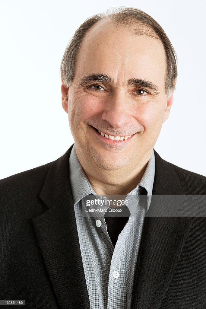 Political adviser David Axelrod is photographed for New York Times Magazine on January 21, 2015 in Chicago, Illinois.