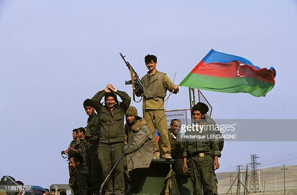 Political and Military crisis In Azerbaijan On June 21 1993Rebels in Garadag