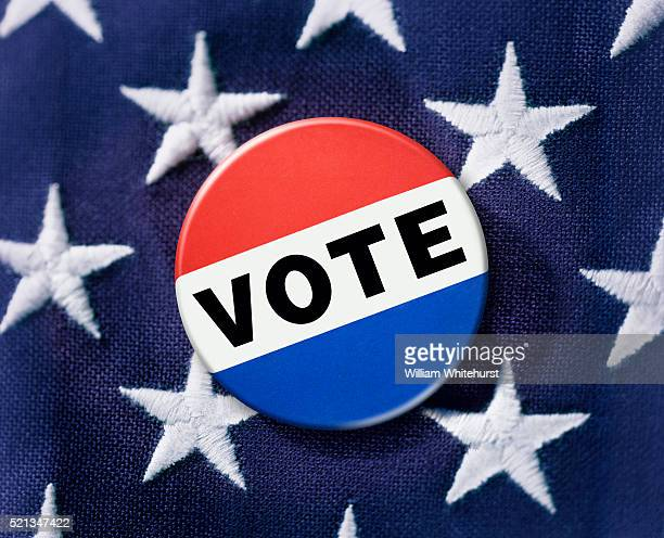 political button - election voting stock pictures, royalty-free photos & images