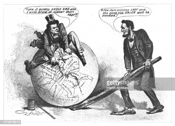 Abraham Lincoln Cartoon Pictures And Photos Getty Images