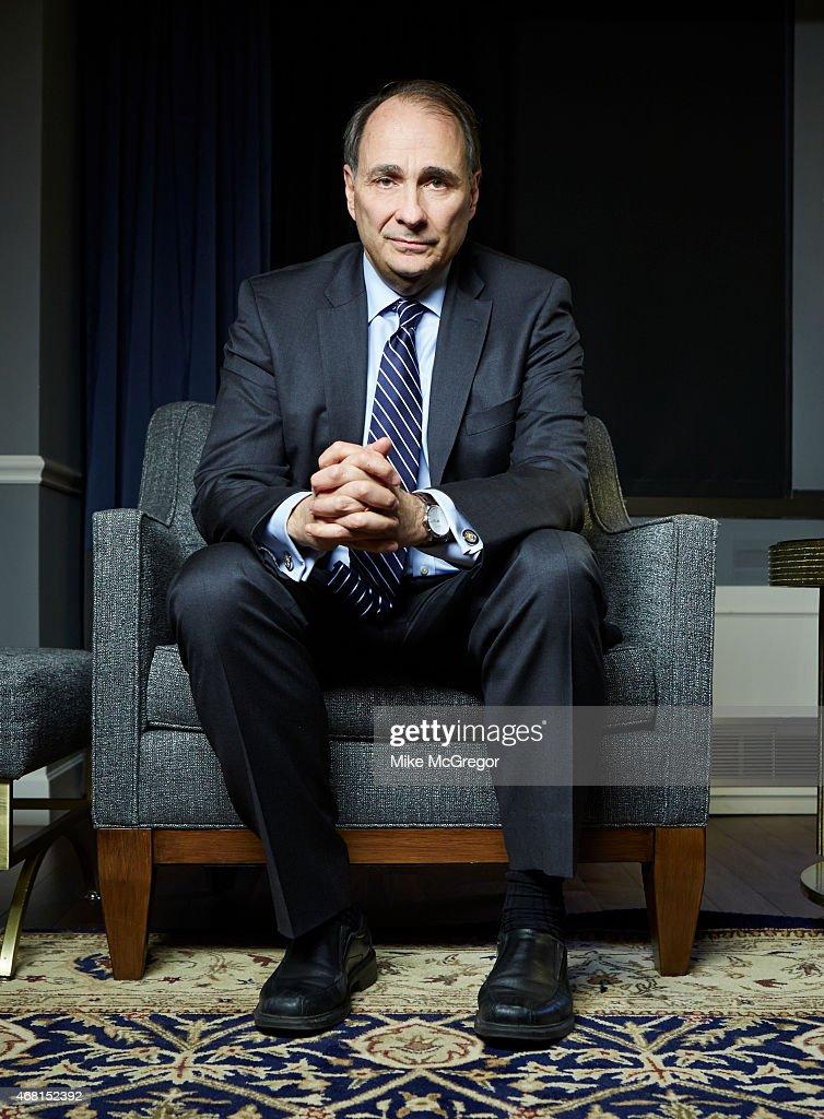 David Axelrod, The Guardian Magazine, February 15, 2015