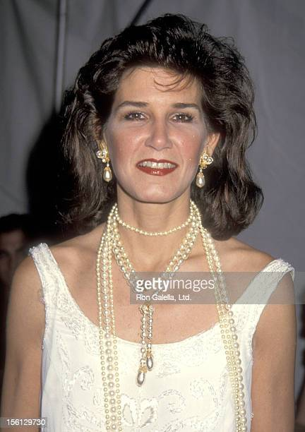 Political Consultant Mary Matalin attends the Coro Commitment to Leadership Dinner Honoring Meredith Brokaw on May 19 1993 at Tavern on the Green in...
