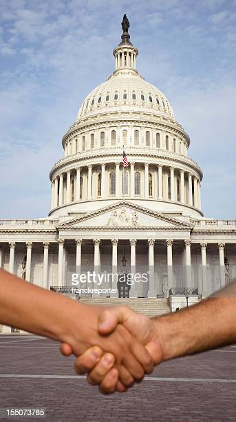 US political deal in Washington