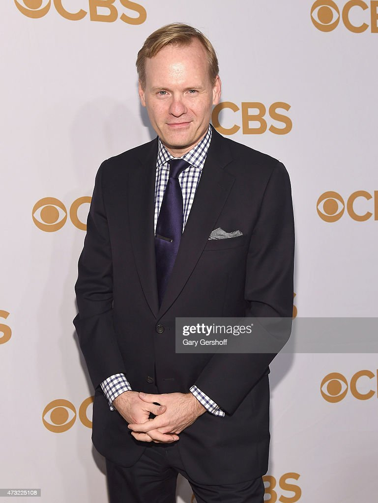 Political director for CBS News, John Dickerson attends the 2015 CBS Upfront at The Tent at Lincoln Center on May 13, 2015 in New York City.