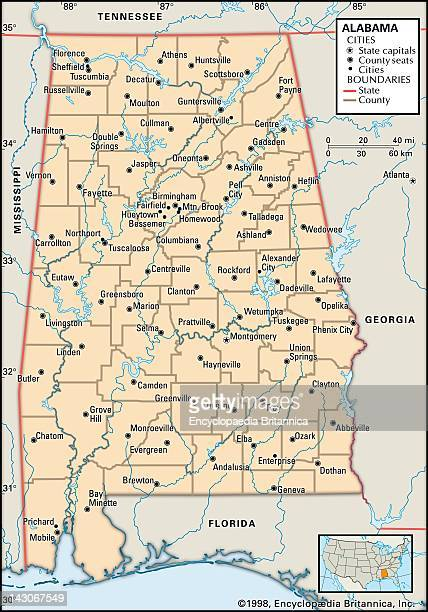30 Top Alabama Map Pictures, Photos and Images - Getty Images
