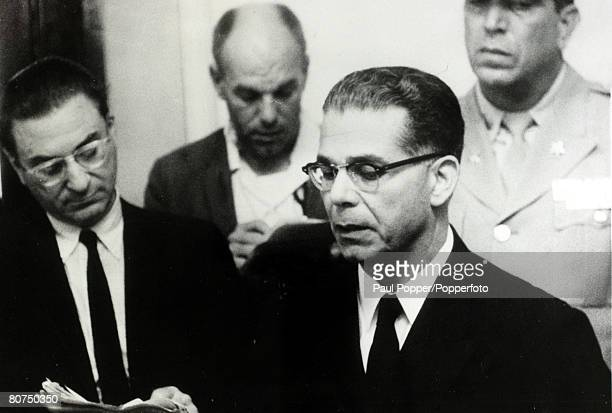 17th January 1962 President Joaquin Balaguer of the Dominican Republic who ruled the country for 22 years from 1960