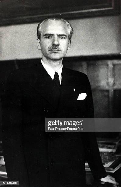 7th October 1938 Ramon Serrano Suner who was Spain's Minister of the Interior and by 1940 Foreign Minister in General Franco's government