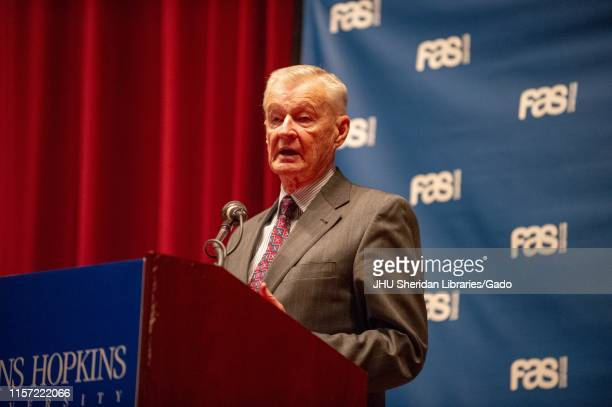 Zbigniew K  Brzezinski Pictures and Photos - Getty Images