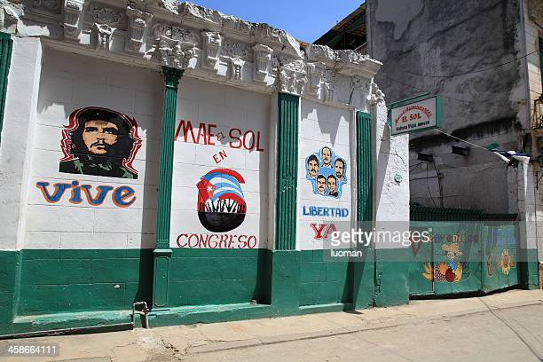 Political sign in Old Habana