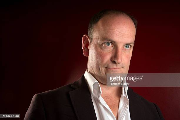 Politician and member of the UKIP party Douglas Carswell is photographed for the Observer on September 3 2015 in London England