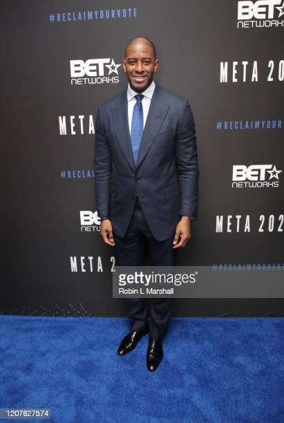 Politician Andrew Gillum attends META Convened by BET Networks at The Edition Hotel on February 20 2020 in Los Angeles California