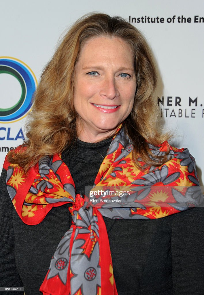 Politician Betsy Butler attends UCLA Institute Of The Environment And Sustainability's 2nd Annual 'An Evening Of Environmental Excellence' - Arrivals on March 5, 2013 in Beverly Hills, California.