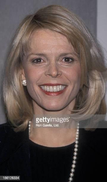 Politician Betsy McCaughey Ross attends For the Love of Literacy Auction Benefiting Literacy Partners on February 8 1999 at Christie's in New York...