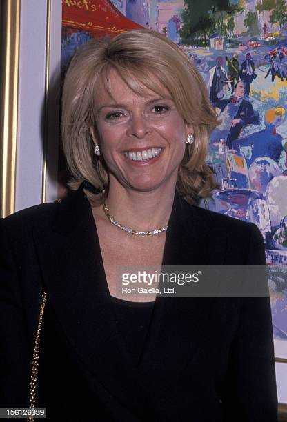 Politician Betsy McCaughey Ross attends Leroy Neiman Art Exhibition on February 7 2000 at Hammer Gallery in New York City