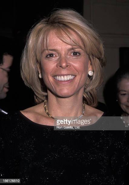 Politician Betsy McCaughey Ross attends Life in the Theater Achievement Awards on January 24 2000 at the Players Club in New York City