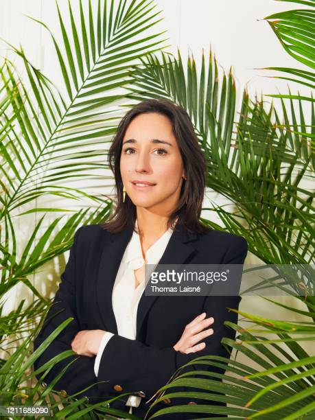 Politician Brune Poirson poses for a portrait on January 10 2020 in Paris France