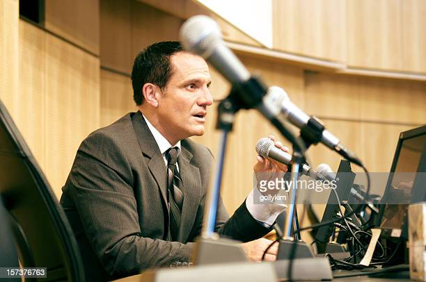 politician debating - congress stock pictures, royalty-free photos & images