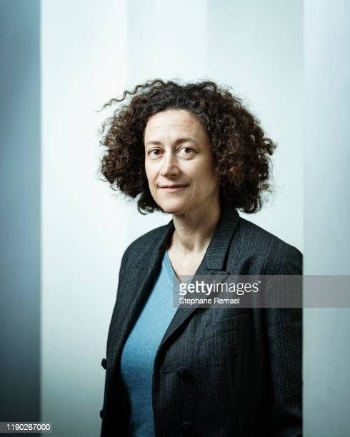 Politician Emmanuelle Wargon poses for a portrait on January 28 2019 in Paris France