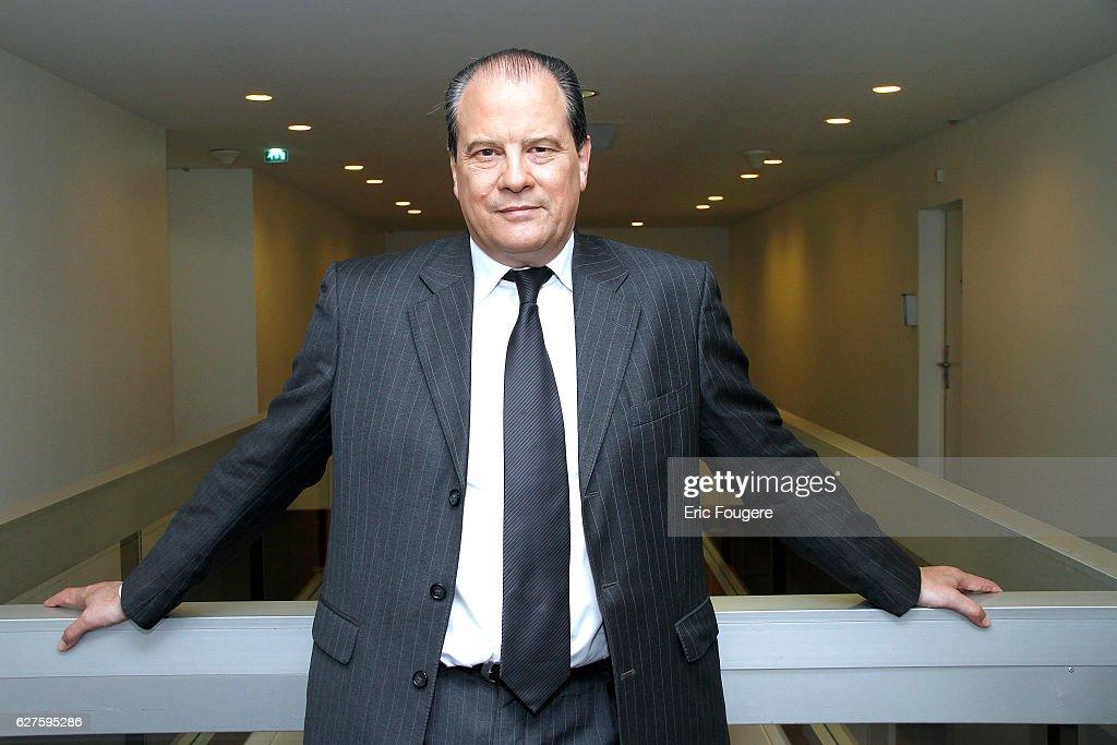 France- Portraiture- Jean Christophe Cambadélis : Nieuwsfoto's