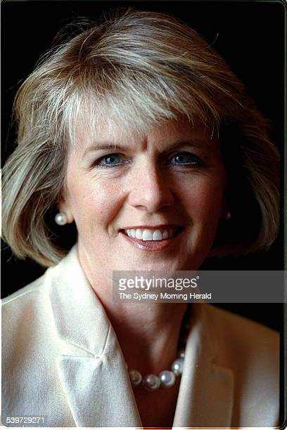 Politician Julie Bishop 11 February 1998 SMH Picture by MIKE BOWERS