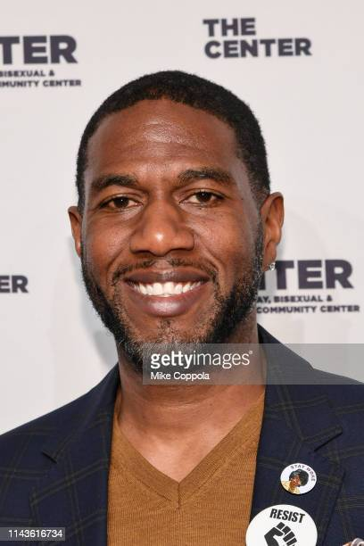 Politician Jumaane Williams attends The LGBT Community Center's Center Dinner at Cipriani Wall Street on April 18 2019 in New York City