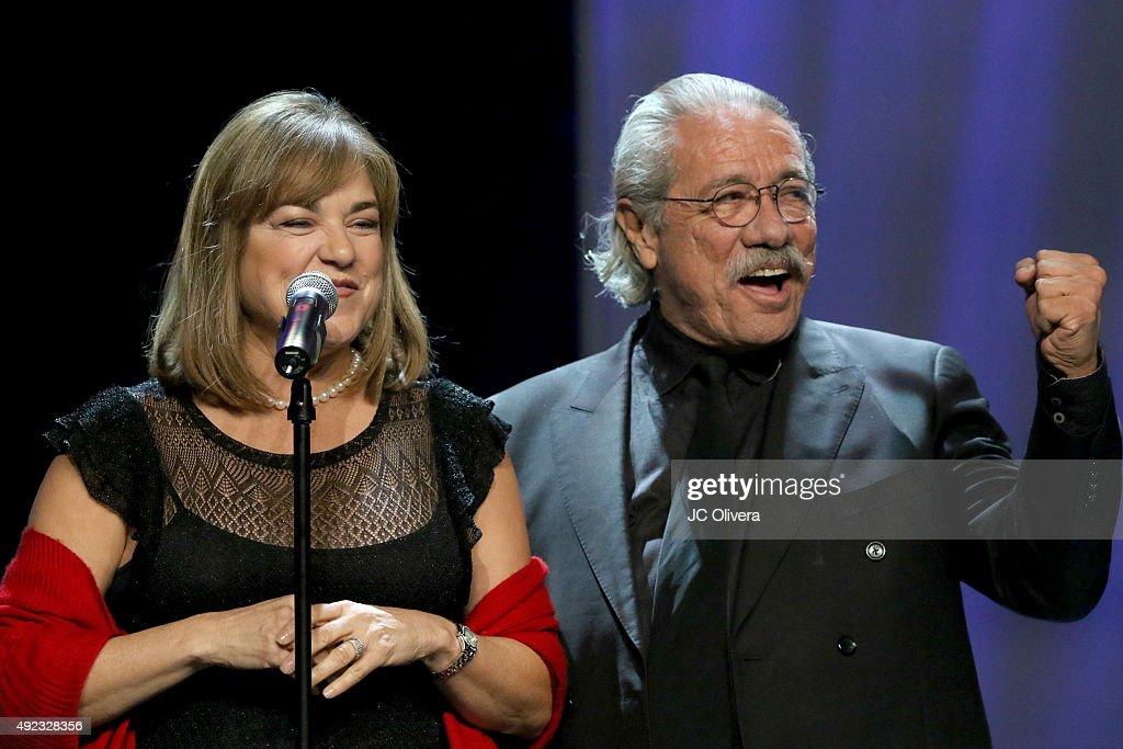The Los Angeles Times And Hoy 2015 Latinos de Hoy Awards : News Photo