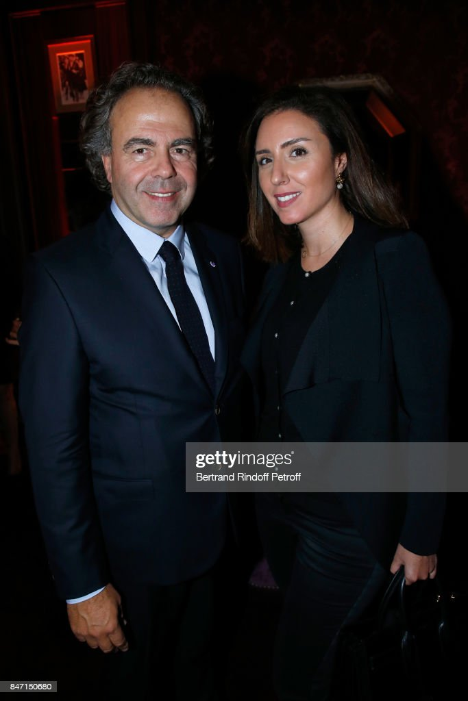 Reopening Of The Barriere Hotel The Fouquet's Decorated By Jacques Garcia