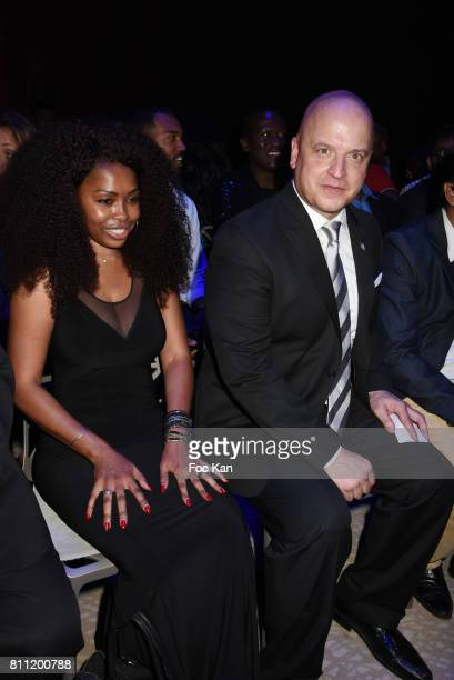 """Politician Robby Wells attends the """"Paris Appreciation Awards 2017"""" At The Eiffel Tower on July 8, 2017 in Paris, France."""