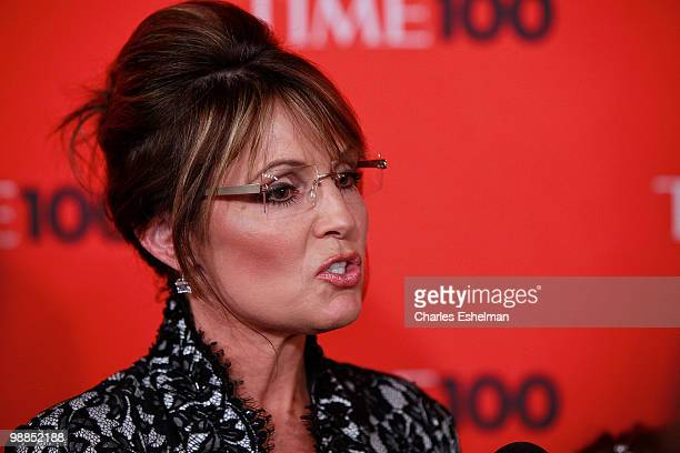 Sarah palin pictures and photos getty images politician sarah palin attends the 2010 time 100 gala at the time warner center on may altavistaventures Images
