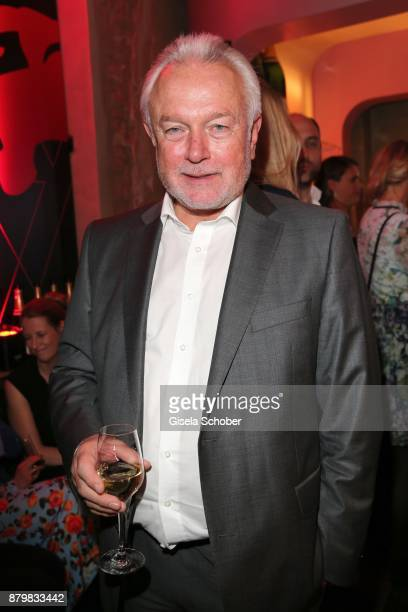 FDP politician Wolfgang Kubicki during the New Faces Award Style 2017 at 'The Grand' hotel on November 15 2017 in Berlin Germany