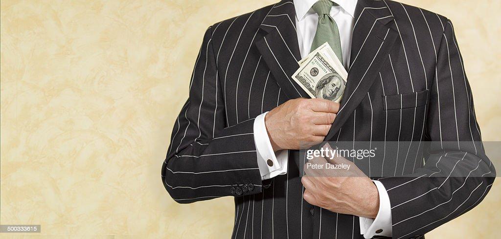 Politician/Lawyer/Insurance salesmen/Banker : Stock Photo