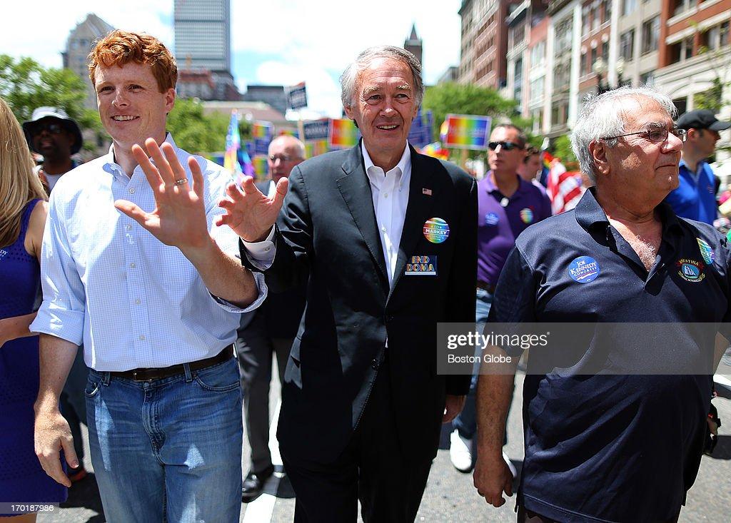 43rd Annual Boston Pride Parade : News Photo