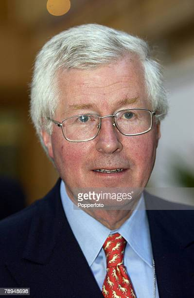 Politics Blackpool England 7th October 2003 Conservative Party Conference Peter Atkinson MP
