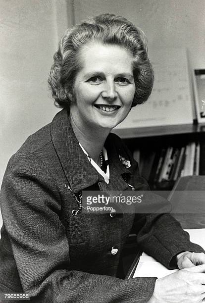 Politics, Personalities, pic: 23rd June 1970, London, England, Conservative M,P, Margaret Thatcher the Secretary of State for Science and Education...